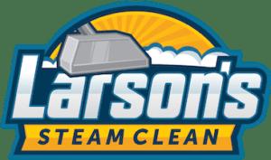 Larson's-Steam-Clean-Logo